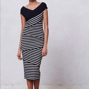 e23755c3a5cf8 Bailey 44 · Anthropologie Bailey 44 Column Stripe Dress ...